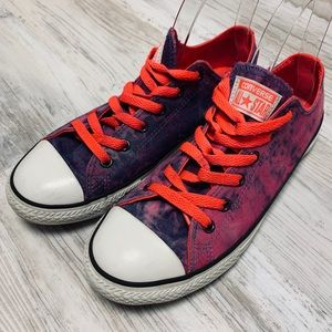 Converse Chuck Taylor All Star Tie Dyed Low Tops 5
